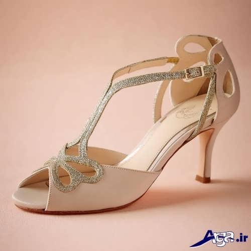 مدل کفش عروس زیبا و جدید