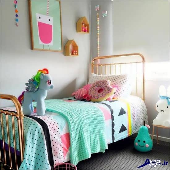 تزیین اتاق کودک با وسایل دور ریختنی و بی استفاده و ایده های نو