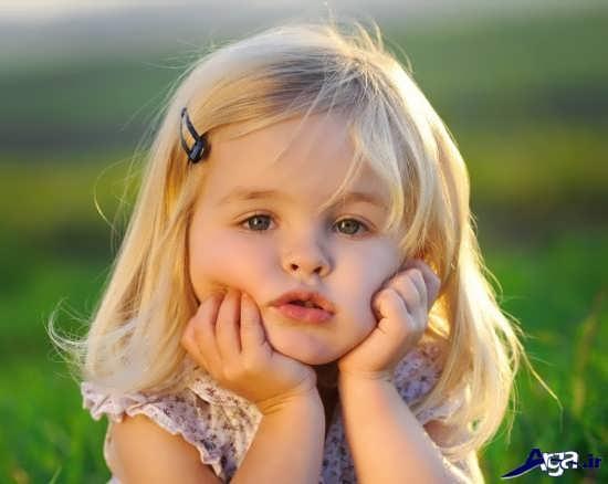 عکس کودک ناز و خوشگل