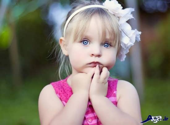 عکسی زیبا از کودکان ناز