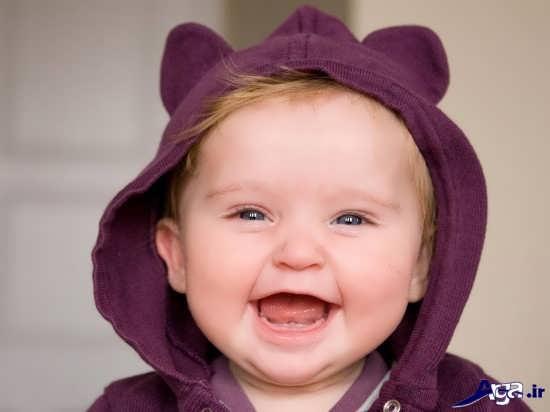 عکس کودک زیبا و ناز