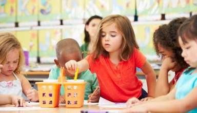 رفتار با کودک 4 ساله