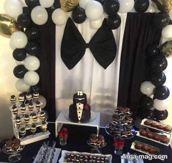 مدل تزیینات جشن تولد