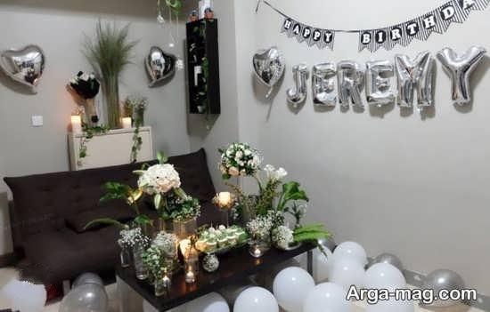 تزیین جشن تولد بزرگسال