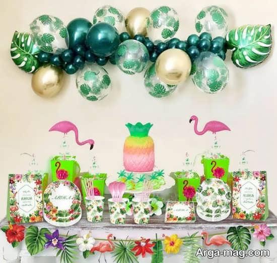 تزیینات زیبای جشن تولد