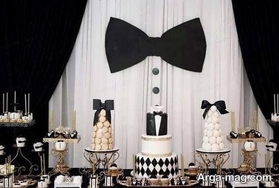تزیینات جشن تولد مردانه