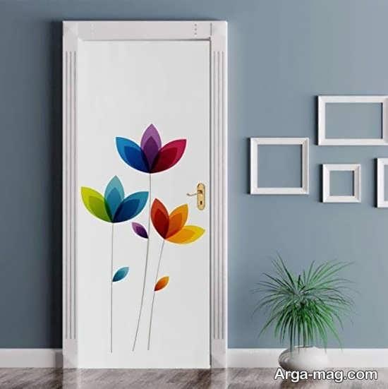 دیزاین بی نظیر درب اتاق
