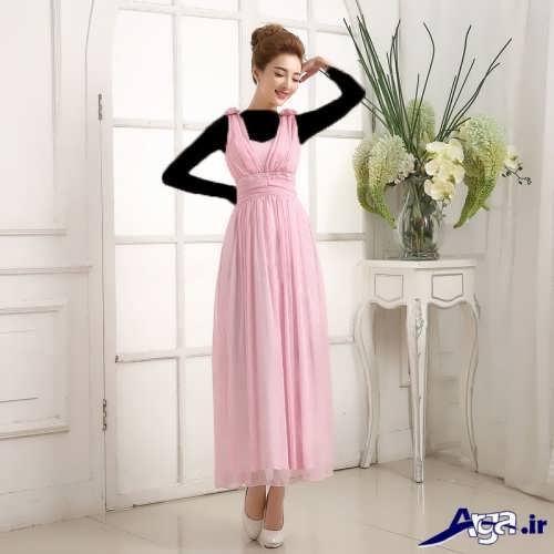 مدل لباس مجلسی ساده برای خواهر عروس