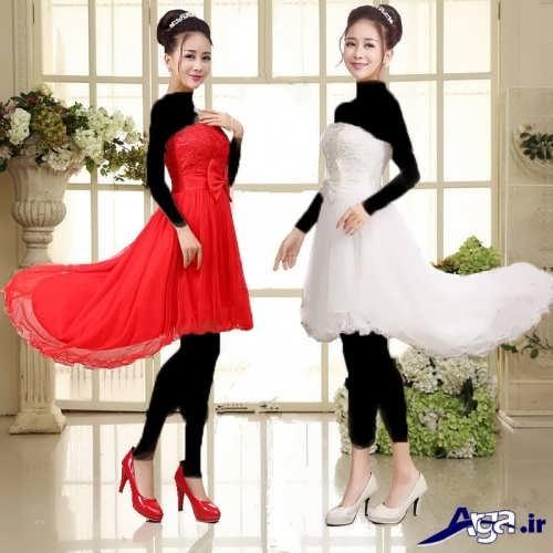 مدل پیراهن مجلسی برای خواهر عروس