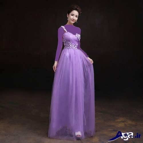 مدل لباس مجلسی زیبا برای خواهر عروس