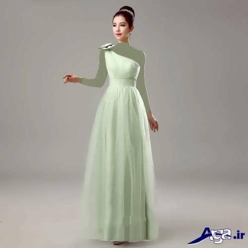 لباس مجلسی برای خواهر عروس و داماد
