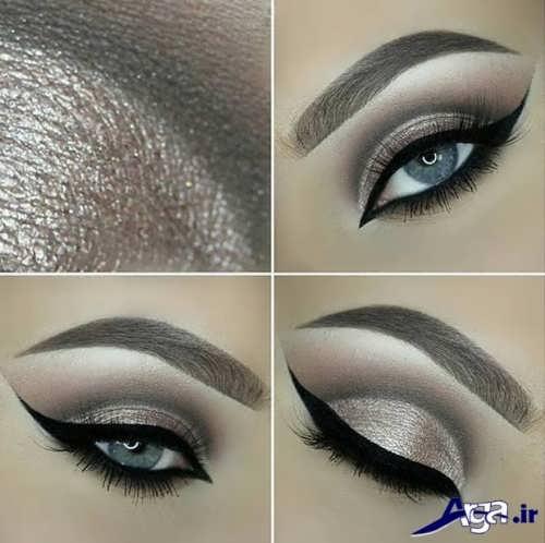 مدل سایه زدن چشم با روش های زیبا و مدرن