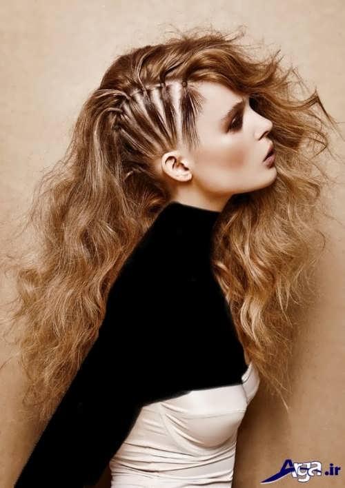 مدل بافت موی زیبا و جدید
