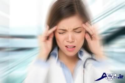 سر درد سینوزیتی