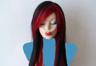 مدل هایلایت روی موی مشکی