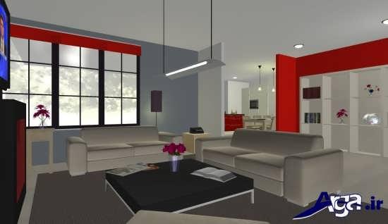 دکوراسیون داخلی منزل با طراحی کاربردی