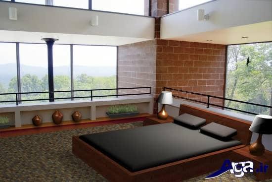 دکوراسیون مدرن و جدید اتاق خواب