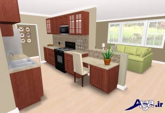 طراحی دکوراسیون منزل با کمک ایده های مدرن و کاربردی