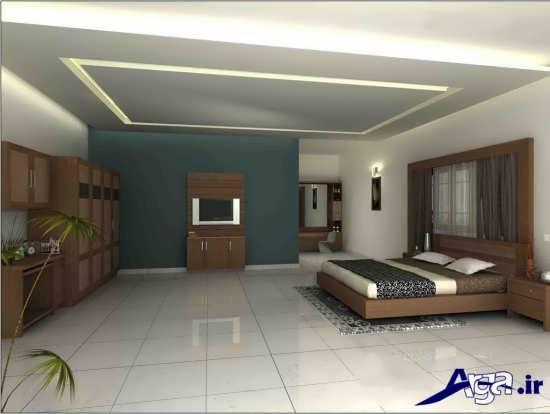 دکوراسیون داخلی اتاق خواب بزرگ