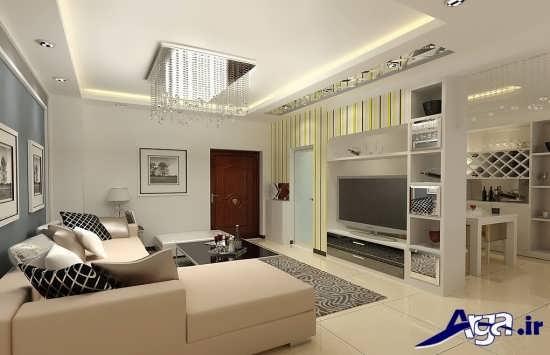 دکوراسیون داخلی منزل با طراحی شیک و کاربردی