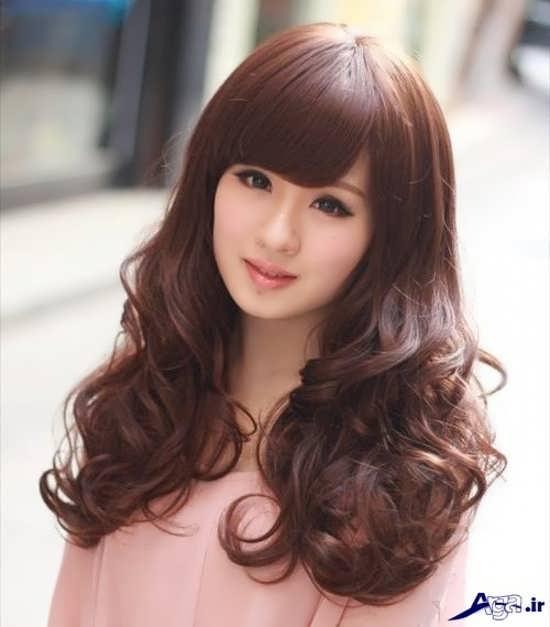 مدل موی بلند دخترانه جدید