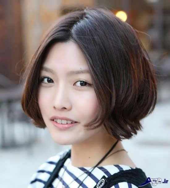 مدل موی دخترانه کره ای زیبا