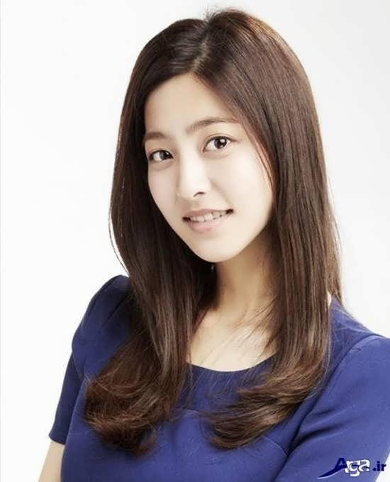 مدل موی کره ای برای دختران جوان