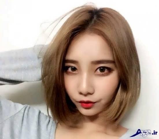 مدل موی بسیار زیبای دخترانه