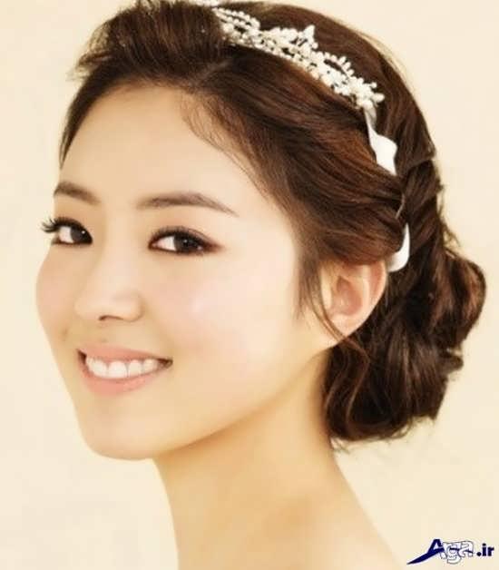 مدل موی بسته کره ای