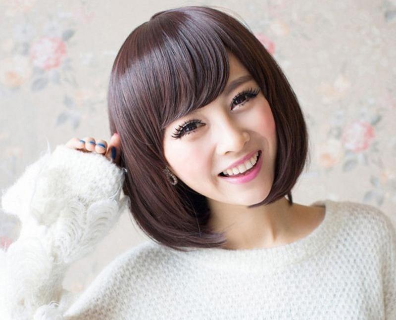 مدل موی دخترانه کره ای جدید برای انواع مدل های بلند و کوتاه