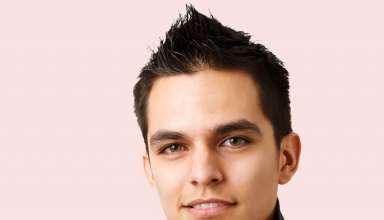 مدل مو مردانه برای صورت گرد با استایل های مد سال