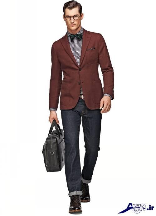 کت و شلوار مردانه با طرح اسپرت و زیبا