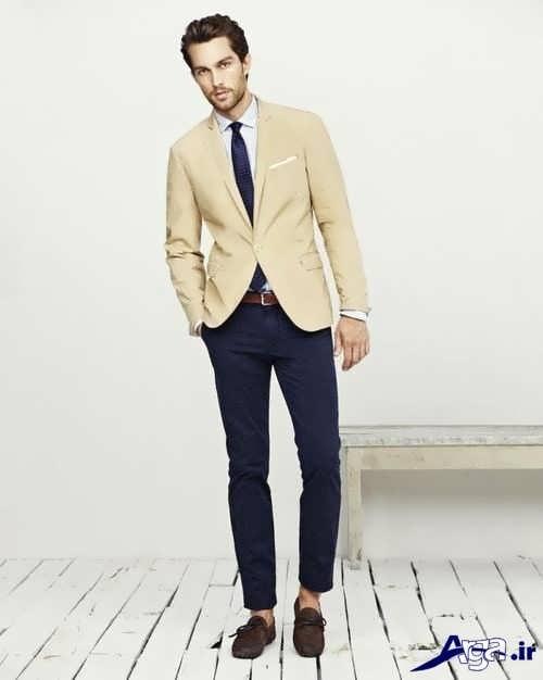 مدل کت مردانه با طرح اسپرت