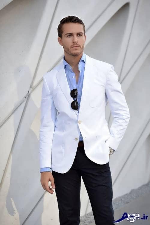 مدل کت و شلوار مردانه اسپرت