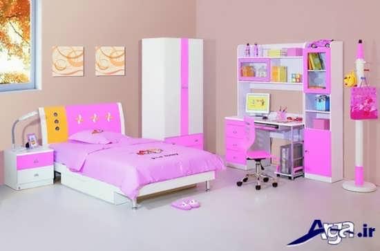 انواع مدل های سرویس خواب با طرح های فانتزی و جدید