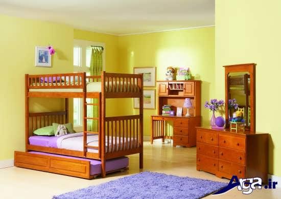 مدل های شیک و متفاوت سرویس خواب کودک با طراحی مدرن و زیبا