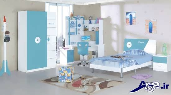 مدل سرویس خواب کودک با طرح های زیبا و متفاوت
