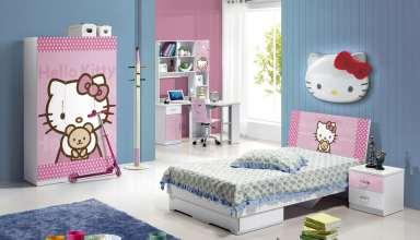 مدل سرویس خواب کودک با طرح های فانتزی و زیبا