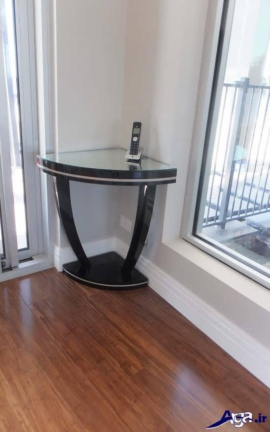 مدل میز تلفن مدرن و جدید