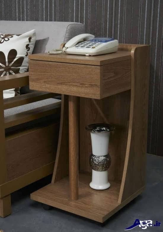 میز تلفن در مدل زیبا و مدرن