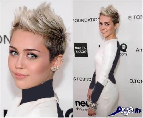 مدل موی کوتاه دخترانه 2017