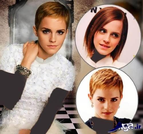 زیباترین مدل های کوتاهی مو