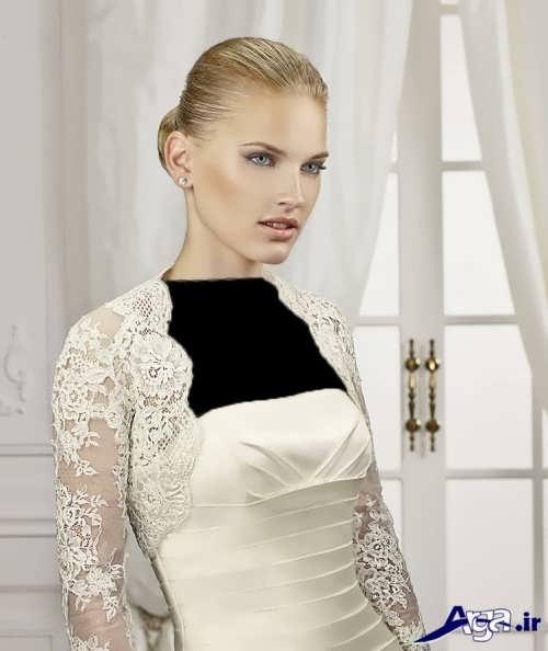 مدل کت دانتل عروس