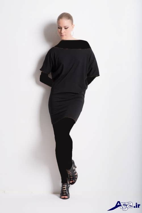 لباس مجلسی دکلته با طرح کوتاه