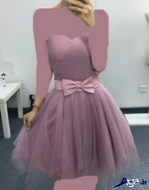 مدل لباس دخترانه کوتاه