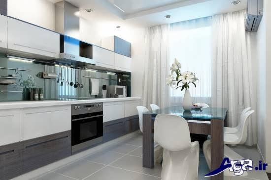 دکوراسیون آشپزخانه های مدرن و شیک