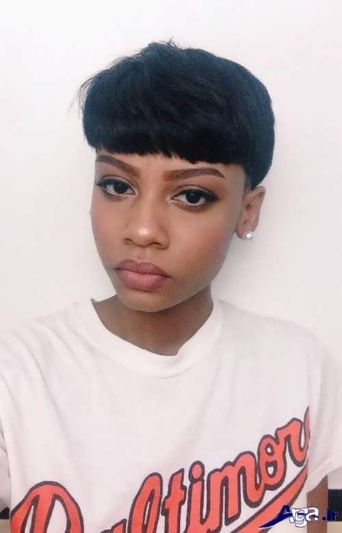 مدل موی دخترانه قارچی