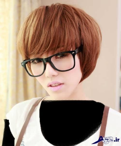 مدل موی قارچی دخترانه