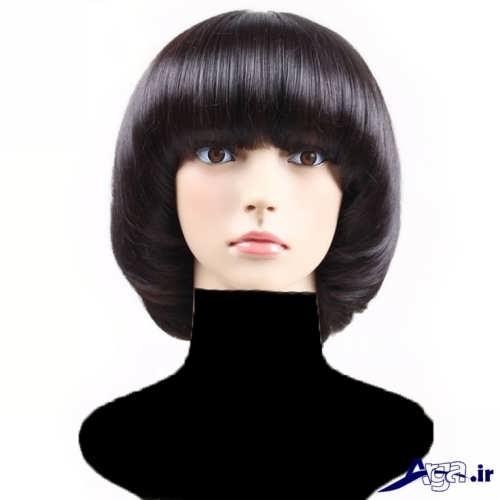 مدل موی قارچی دخترانه شیک