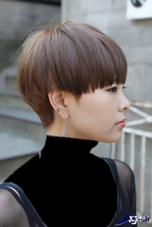 مدل موی شیک و جدید قارچی